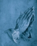 Praying-Hands-Stretched-Canvas