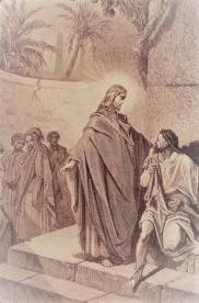 Jesus-healing man