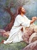 JesusPraying